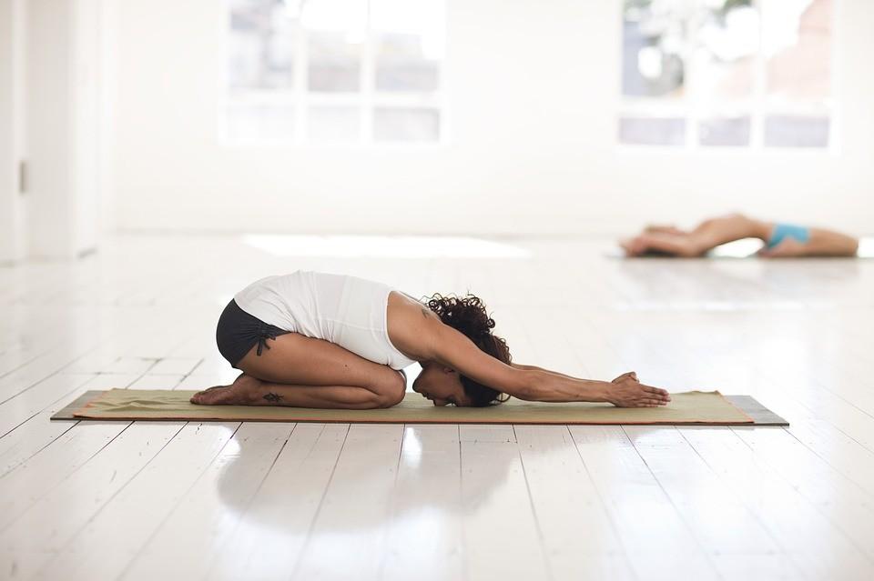 yoga en femenino